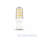 Лампа Gauss LED G9 AC185-265V 3W