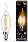 Светодиодная лампа Gauss LED Filament Candle tailed E14 9W