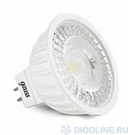 Лампа LED MR16 GU5.3 5W SMD 12V FROST