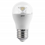 Лампа LED Globe-dim Crystal Clear E27 6W диммируемая